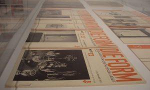 Colección completa de la Revista Die Form (La Forma)