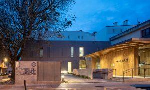 Centro de Urgencias Extrahospitalarias de A Laracha | Ezcurra e Ouzande Arquitectura