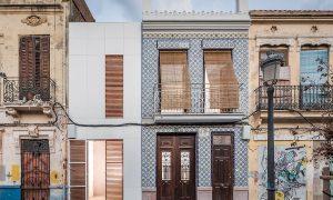 Casa-Taller en el Cabanyal | Estudio Alberto Burgos y Teresa Carrau Carbonell