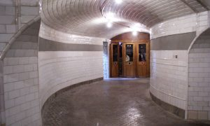 La estación de Metro de Chamberí | Cristina García-Rosales