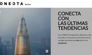 Las cinco ventajas que CONECTA by hna da gratis a estudiantes de Arquitectura