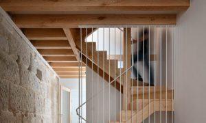 Rehabilitación de vivienda entre medianeras en Vigo | Ansede Quintáns Arquitectos
