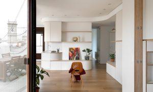 SMM penthouse | Anna Solaz – Estudi d'Arquitectura + CRUX arquitectos