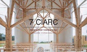 VII Congreso Internacional de Arquitectura Religiosa Contemporánea. Mirando a Oriente