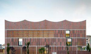 Camp del Ferro | AIA - Barceló-Balanzó arquitectes - Gustau Gili Galfetti