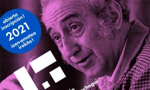 Convocatoria Premio Peña Ganchegui 2021