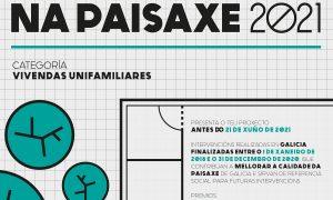 Premio Juana de Vega de Intervenciones en el Paisaje. Convocatoria 2021 Viviendas unifamiliares