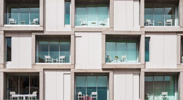 Casas apiladas | Romera y Ruiz Arquitectos