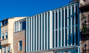 Sede Institucional y de I+D+i de la Universidad de Vigo | Abalo Alonso Arquitectos
