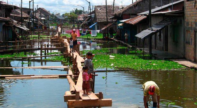 Ciudades que inspiran (I) Iquitos, la ciudad del agua   Aldo G. Facho Dede