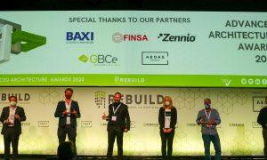 REBUILD reconocerá los proyectos más innovadores del sector de la edificación en los Advanced Architecture Awards 2021