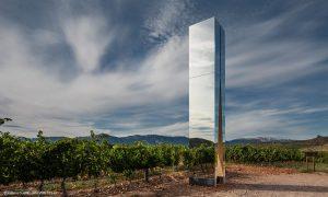 LAN-4, formas de habitar el viñedo | oe architect
