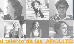 ASEMAS apoya el talento de las mujeres arquitectas y da visibilidad a sus proyectos