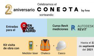 CONECTA by hna celebra su 2º aniversario con más ventajas y un sorteo exclusivo