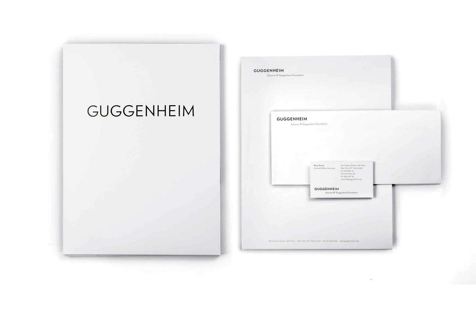 Logotipos de la Colección Peggy Guggenheim