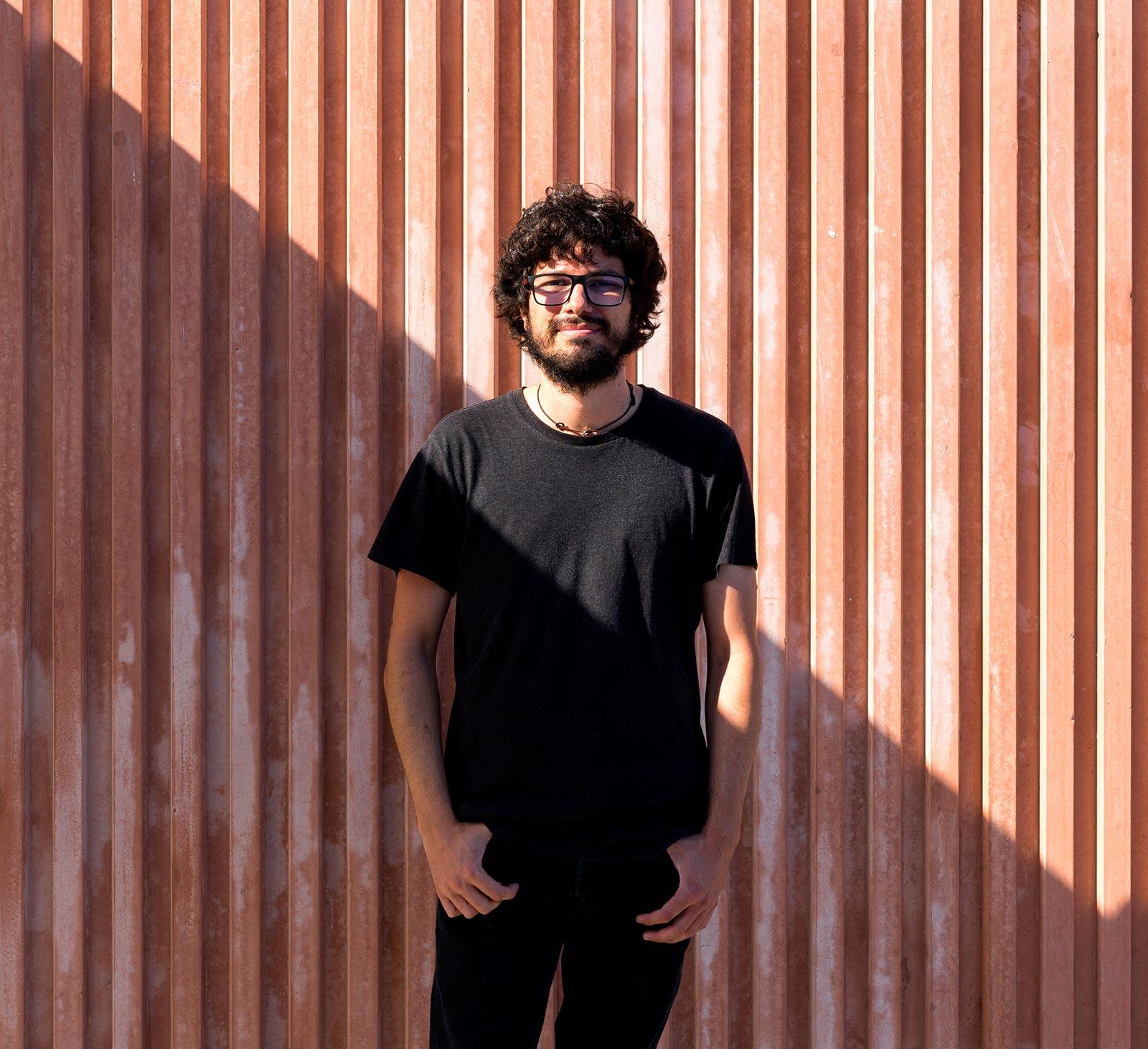 Daniel Natoli Rojo, fundador de Peripheria Films | Fotografías del autor/productora