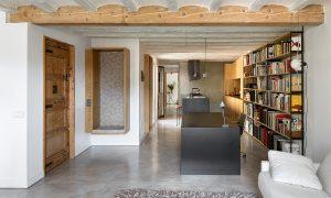 Piso a+e. Conversión del taller de un artista en vivienda | Elisabetta Quarta Colosso - El Fil Verd Estudi d'Arquitectura - Antoni Millson - Element Architecture Urbanism