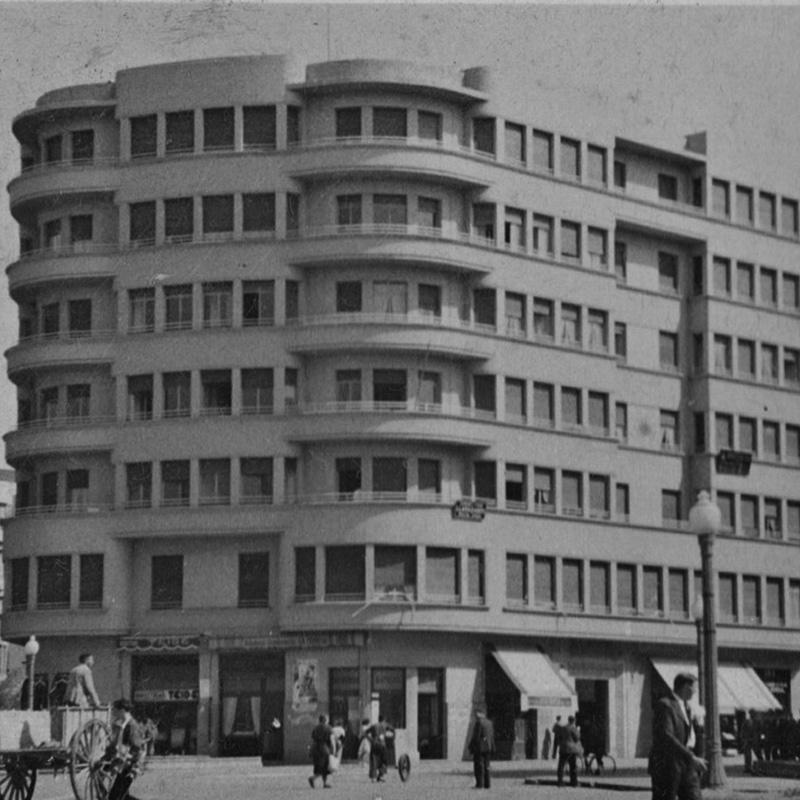 VAD04 Los secundarios Los años 40 en León, entre la tradición y la modernidad. Ramón Cañas, las Casas Arriola y Ceremonias Javier Caballero Chica